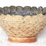 Arabica - stor rund skål, diameter ca. 24 cm.