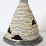 Nilen - Kegle beholder, højde 18 cm